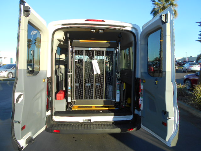 2017 Transit 350 Medium Roof, Mobility #50774 - photo 9