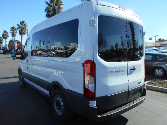 2017 Transit 150 Medium Roof, Passenger Wagon #50847 - photo 2