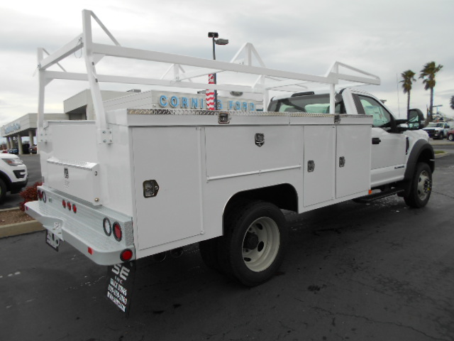 2017 F-550 Regular Cab DRW 4x4, Scelzi Service Body #50876 - photo 2