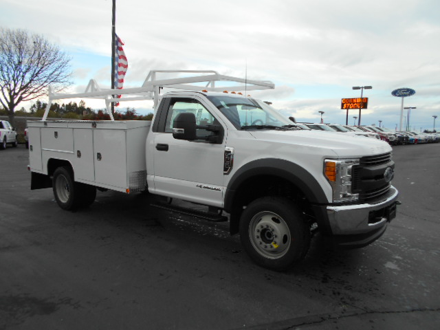 2017 F-550 Regular Cab DRW 4x4, Scelzi Signature Service Service Body #50876 - photo 1