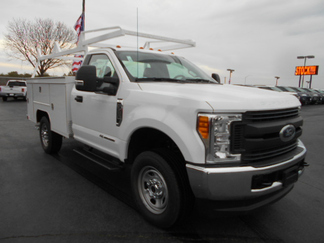 2017 F-350 Regular Cab 4x4, Scelzi Crown Service Service Body #50885 - photo 1