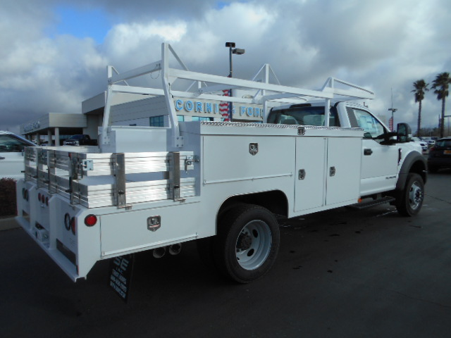 2017 F-550 Regular Cab DRW 4x4, Scelzi Combo Body #50886 - photo 2