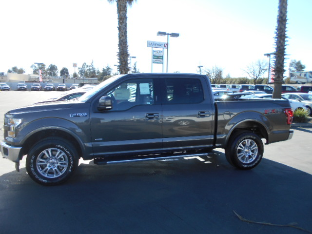 2017 F-150 SuperCrew Cab 4x4, Pickup #50926 - photo 3