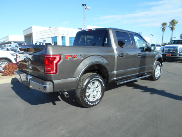 2017 F-150 SuperCrew Cab 4x4, Pickup #50926 - photo 2
