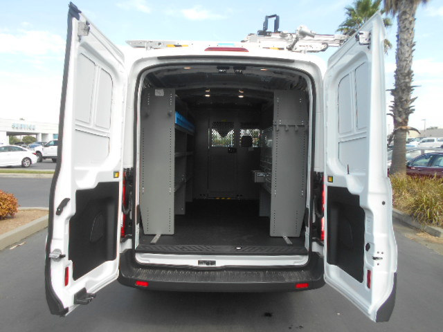 2017 Transit 250 Medium Roof, Adrian Steel Van Upfit #50956 - photo 2