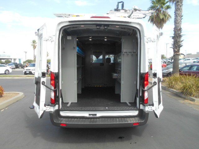 2017 Transit 250 Medium Roof, Adrian Steel Van Upfit #50956 - photo 11