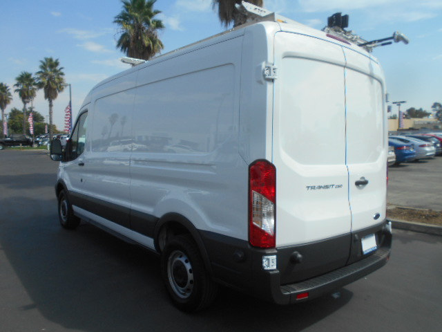 2017 Transit 250 Medium Roof, Adrian Steel Van Upfit #50956 - photo 12