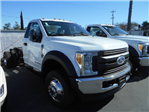 2017 F-450 Regular Cab DRW 4x4, Cab Chassis #50987 - photo 1