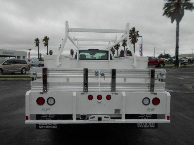 2017 F-450 Regular Cab DRW 4x4, Scelzi Combo Body #50998 - photo 16