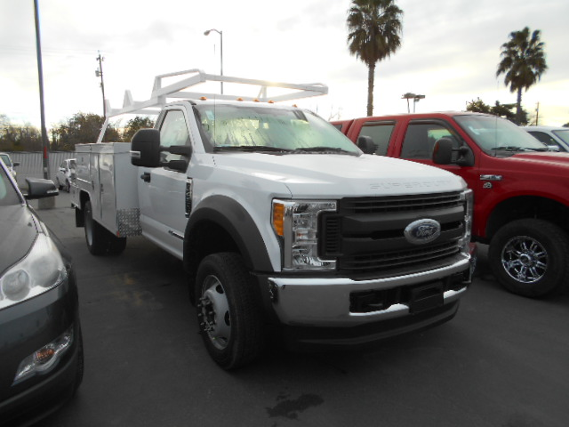 2017 F-450 Regular Cab DRW 4x4, Scelzi Combo Body #50998 - photo 4