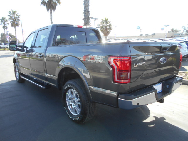 2017 F-150 SuperCrew Cab 4x4, Pickup #51007 - photo 2