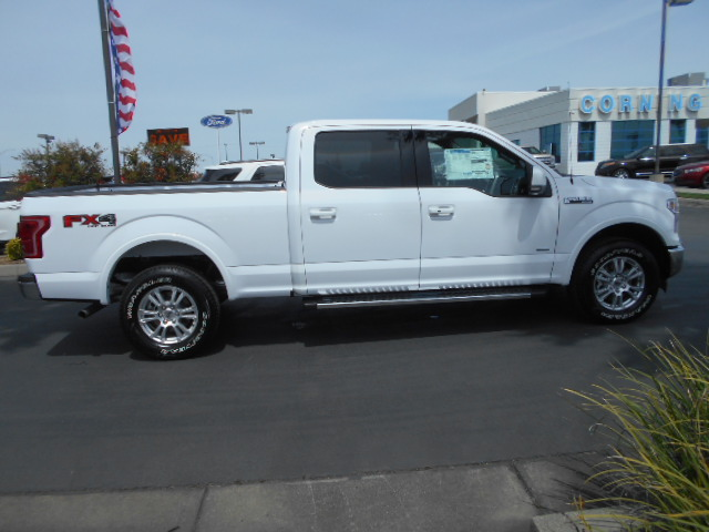 2017 F-150 SuperCrew Cab 4x4, Pickup #51008 - photo 7