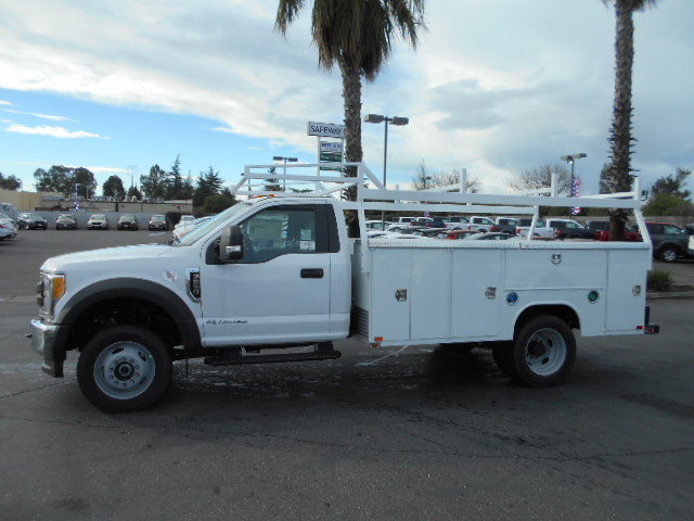 2017 F-550 Regular Cab DRW 4x4, Service Body #51013 - photo 3