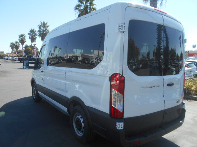 2017 Transit 150 Medium Roof Passenger Wagon #51024 - photo 2