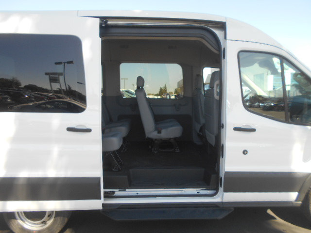 2017 Transit 150 Medium Roof Passenger Wagon #51024 - photo 8