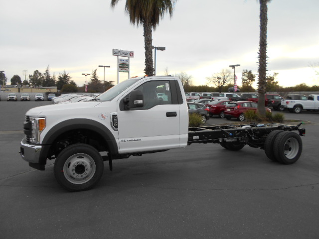 2017 F-550 Regular Cab DRW, Cab Chassis #51032 - photo 3