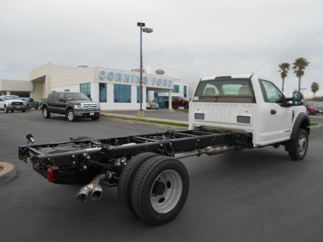 2017 F-550 Regular Cab DRW, Cab Chassis #51032 - photo 2
