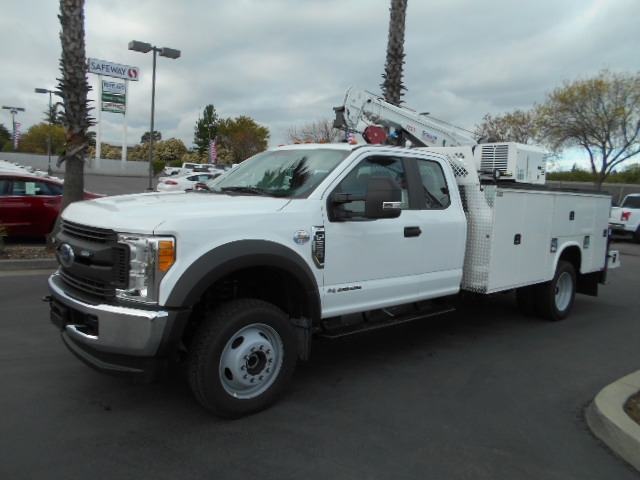 2017 F-550 Super Cab DRW 4x4, Mechanics Body #51037 - photo 3