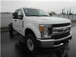 2017 F-350 Super Cab 4x4, Cab Chassis #51065 - photo 1