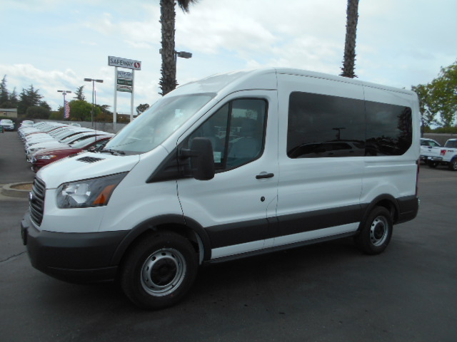 2017 Transit 150 Medium Roof, Passenger Wagon #51081 - photo 2