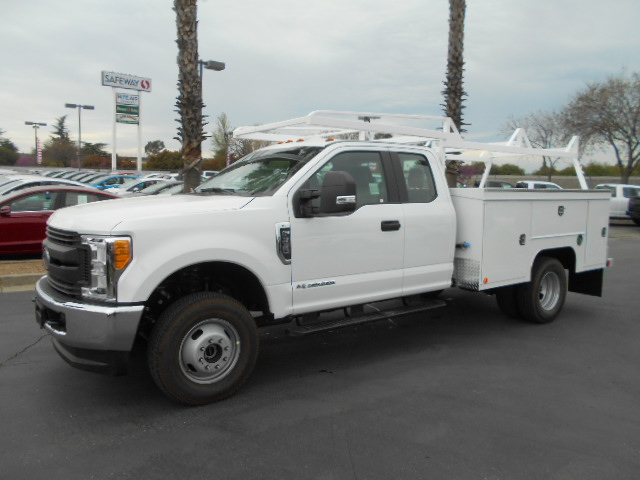 2017 F-350 Super Cab DRW 4x4, Scelzi Service Body #51152 - photo 3