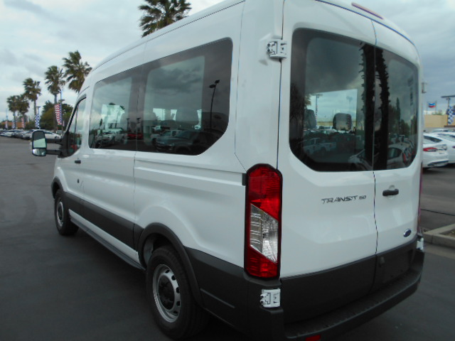 2017 Transit 150 Medium Roof, Passenger Wagon #51163 - photo 2