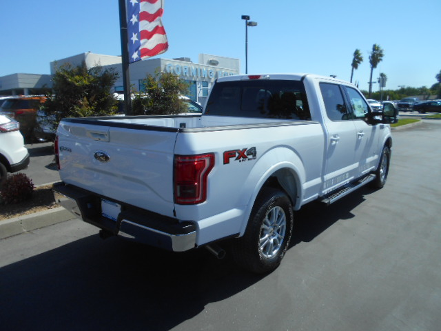 2017 F-150 SuperCrew Cab 4x4, Pickup #51164 - photo 2