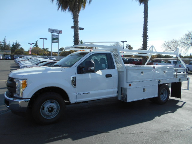 2017 F-350 Regular Cab DRW, Scelzi Contractor Body #51197 - photo 3