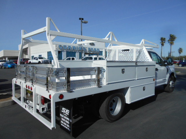 2017 F-350 Regular Cab DRW, Scelzi Contractor Body #51197 - photo 2