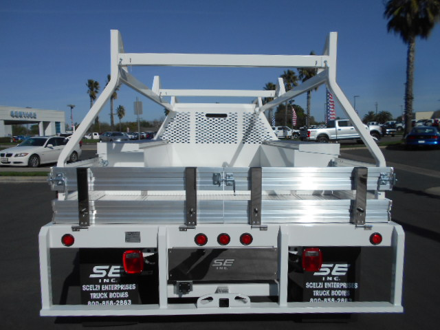 2017 F-350 Regular Cab DRW, Scelzi Contractor Body #51198 - photo 9