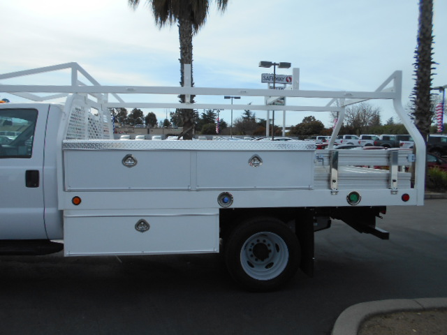 2016 F-550 Regular Cab DRW, Contractor Body #51214 - photo 4