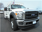 2016 F-550 Regular Cab DRW, Contractor Body #51214 - photo 1