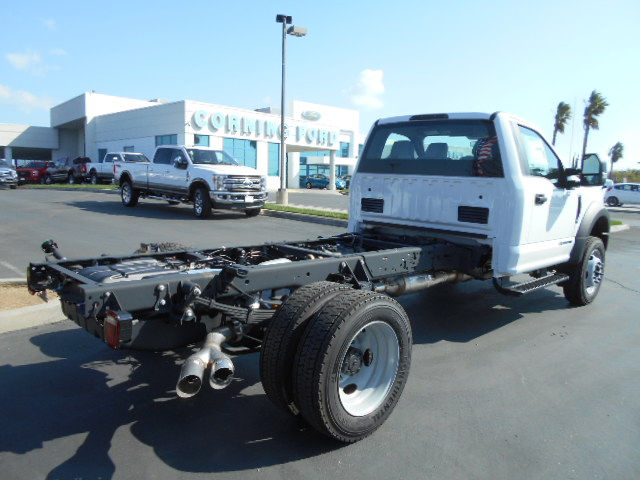 2017 F-550 Regular Cab DRW, Cab Chassis #51215 - photo 2