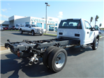 2017 F-550 Regular Cab DRW, Cab Chassis #51215 - photo 1