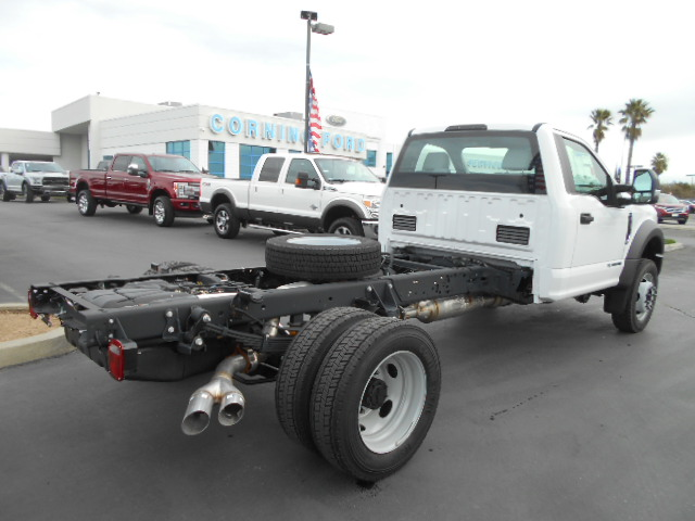 2017 F-550 Regular Cab DRW, Cab Chassis #51217 - photo 2