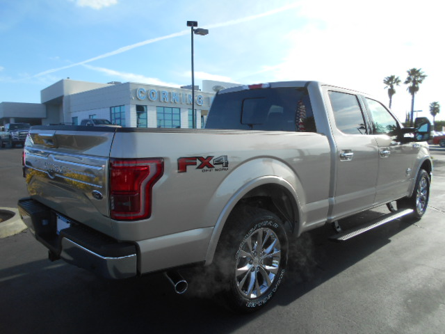 2017 F-150 SuperCrew Cab 4x4, Pickup #51248 - photo 2