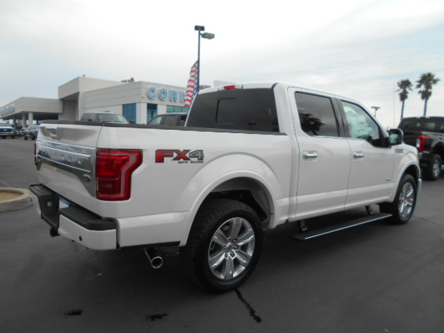 2017 F-150 SuperCrew Cab 4x4, Pickup #51258 - photo 2
