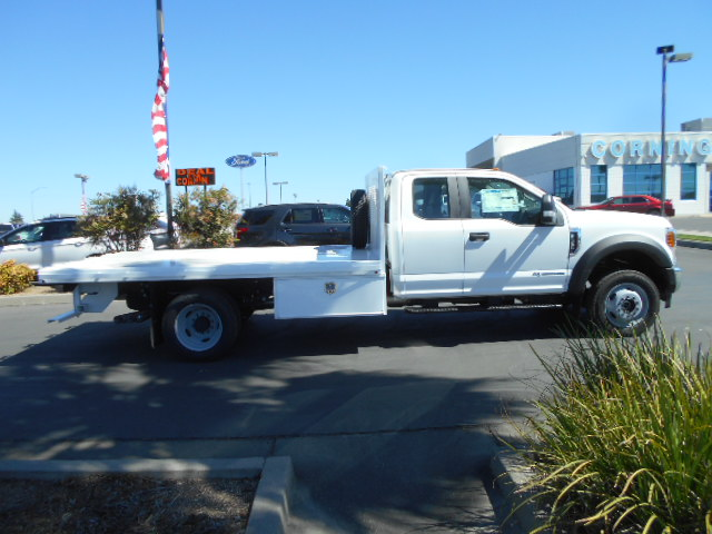 2017 F-550 Super Cab DRW 4x4, Flatbed #51300 - photo 7
