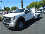 2017 F-550 Super Cab DRW 4x4, Flatbed #51300 - photo 1
