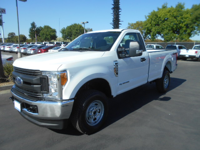 2017 F-250 Regular Cab 4x4 Pickup #51318 - photo 1