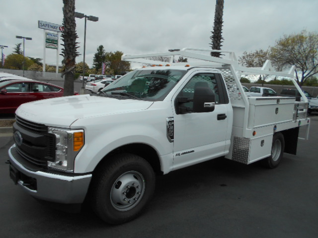 2017 F-350 Regular Cab DRW, Scelzi Contractor Body #51334 - photo 3