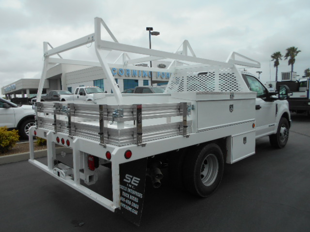 2017 F-350 Regular Cab DRW, Scelzi Contractor Body #51334 - photo 2
