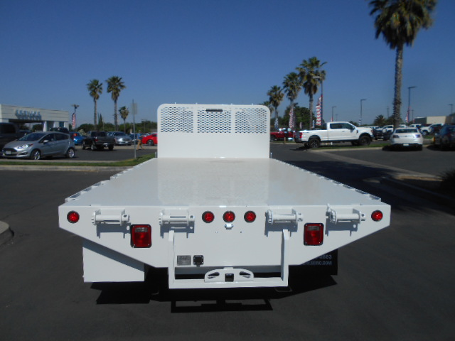 2017 F-550 Regular Cab DRW 4x4, Scelzi Flatbed #51489 - photo 9