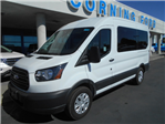 2017 Transit 150 Medium Roof, Passenger Wagon #51505 - photo 1