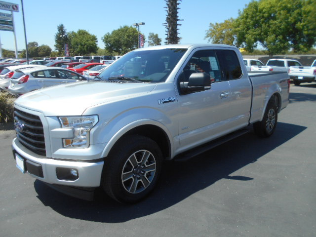 2017 F-150 Super Cab Pickup #51532 - photo 1