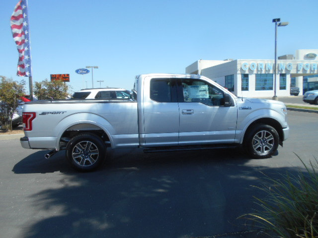 2017 F-150 Super Cab Pickup #51532 - photo 7