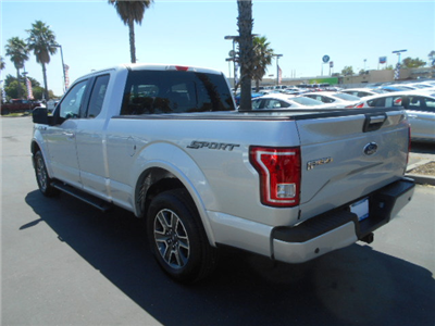 2017 F-150 Super Cab Pickup #51532 - photo 2