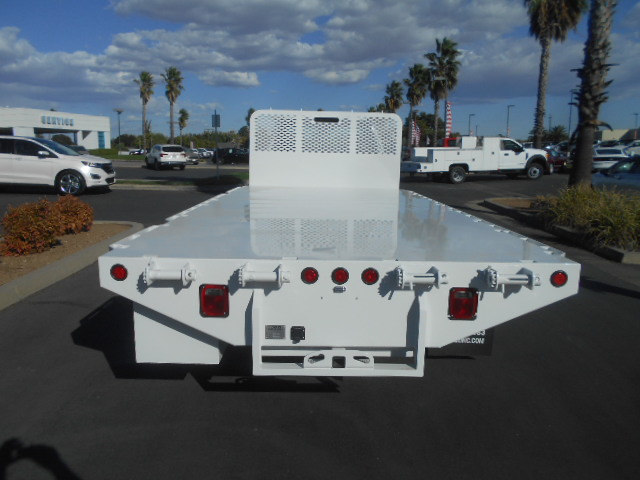 2017 F-550 Regular Cab DRW 4x4, Scelzi Flatbed #51656 - photo 9