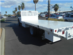 2017 F-550 Regular Cab DRW 4x4, Scelzi Flatbed #51656 - photo 1