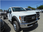 2017 F-550 Regular Cab DRW 4x4, Cab Chassis #51686 - photo 1